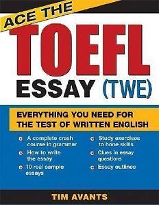 Get toefl twe essay