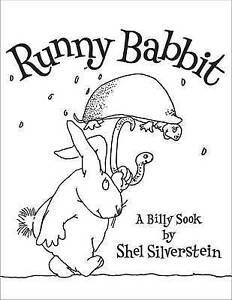 Runny Babbit, Very Good Condition Book, Silverstein, Shel, ISBN 9781846143861