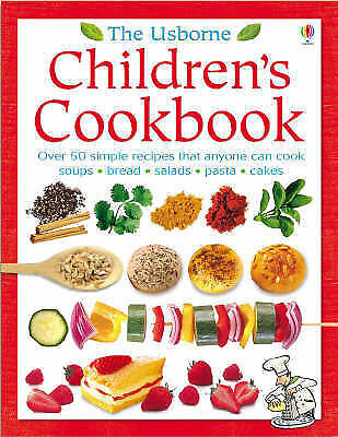 Gilpin, R.  The Usborne Children's Cookbook  Book