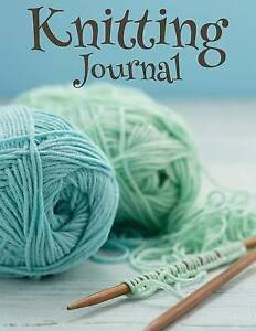 Knitting Journal by Publishing LLC, Speedy -Paperback