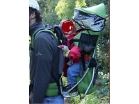 Deuter child carrier backpack