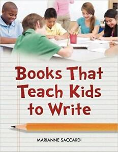 Books That Teach Kids to Write 1st Edition
