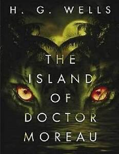 NEW The Island of Dr. Moreau by H. G. Wells