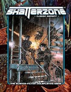 NEW Shatterzone (Classic Reprint) by Ed Stark