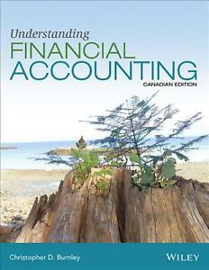 Understanding Financial Accounting - WILEY (Christopher Burnley)