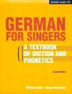 German-for-Singers-A-Textbook-of-Diction-and-Phonetics-by-William-Odom-and