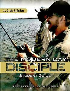 1, 2, & 3 John Modern Day Disciple (Student Guide) by Pawelek, Pete -Paperback