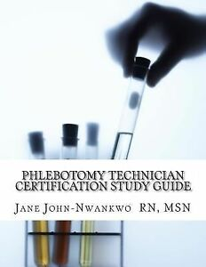 Phlebotomy course guide