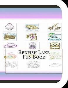 Redfish Lake Fun Book Fun Educational Book about Redfish L by Leonard Jobe