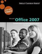 Microsoft Office 2007 Introductory Concepts and Techniques