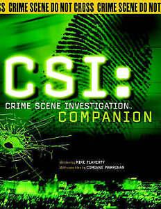 CSI  Companion by Mike Flaherty, Corrine Marriman (Paperback, 2004)