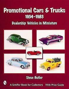 PROMOTIONAL CARS & TRUCKS 1934-1983