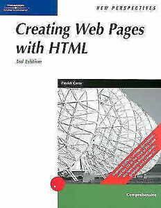 Creating Webpages with HTML (3rd ed) [Victoria Park /Lawrence E]