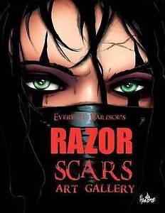 Everette Hartsoe's Razor: Scars Art Gallery by Hartsoe, MR Everette -Paperback