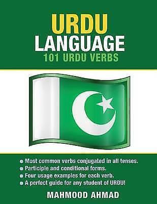 Urdu Language: 101 Urdu Verbs by Mahmood Ahmad (Paperback / softback, 2015)