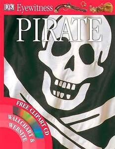 Pirate by Richard Platt (Paperback, 2007)New (+CD, and Wallpaper), free shipping