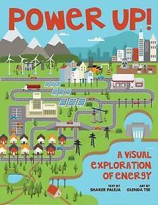 Power Up!: A Visual Exploration of Energy by Paleja, Shaker -Paperback