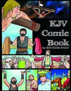 King James Comic Book by Cooper, MR Ryan C. -Paperback