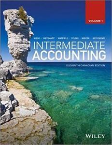 Intermediate Accounting, Volume 1 (Hardcover)