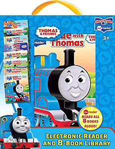 Thomas the Train Electronic Reader (8 Books)