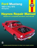 Classic Mustang repair manuals