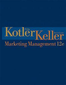 Marketing Management 12th EditionExLibrary - Dunfermline, United Kingdom - Marketing Management 12th EditionExLibrary - Dunfermline, United Kingdom