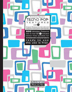 Techno Pop Textures: Pt. 1 by Vincenzo Sguera (Mixed media product, 2006)