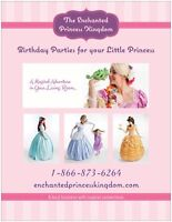 The Best Princess Parties on the East Coast