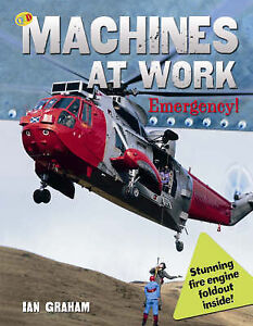 Qed, Emergency! (QED Machines at Work), Very Good Book