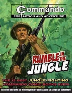 Commando-Rumble-in-the-Jungle-George-Low-12-best-Action-Adventure-PB-NEW