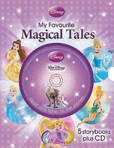 Disney My Favourite Magical Tales: 5 Storybooks Plus CD, Parragon Books Ltd   Ha