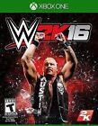 Microsoft Xbox One WWE 2K16