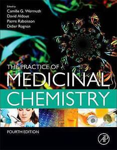 Practice Of Medicinal Chemistry  9780124172050