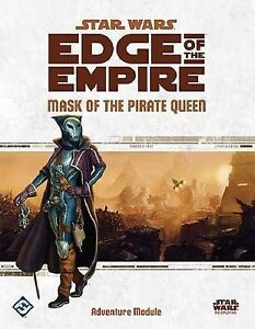 NEW Star Wars: Edge of The Empire: Mask of The Pirate Queen