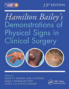 Hamilton Bailey's Physical Signs: Demonstrations of Physical Signs in Clinical S