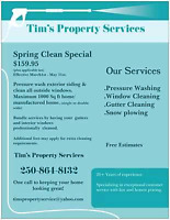 TIMS PROPERTY SEFVICES