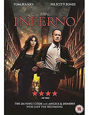 Inferno [DVD] [2016], , Used; Good DVD
