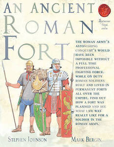 An Ancient Roman Fort (Spectacular Visual Guides), John Malam, 1905638612, New B