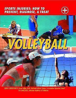 Volleyball: Sports Injuries: How to Prevent, Diagnose, and Treat 1