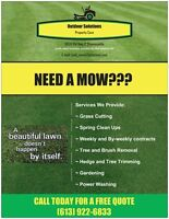 Outdoor Solutions Property Care