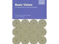 Basic Vision: An Introduction to Visual Perception, Robert Snowden