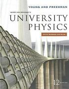 University Physics 12th Edition