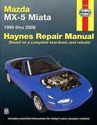 Reparaturanleitung Mazda MX5