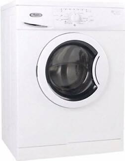 Whirlpool 6th Sense Front Loader Washing Machine 7.5KG WFE1075BD Highett Bayside Area Preview