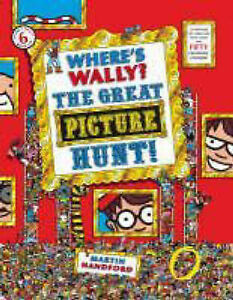 Martin-Handford-Wheres-Wally-The-Great-Picture-Hunt-Book
