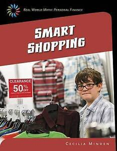 Smart Shopping by Minden, Cecilia -Hcover