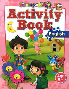 Activity-Book-English-Age-5-by-Discovery-Kidz-Paperback-2012