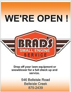 Brad's Small Engine Service