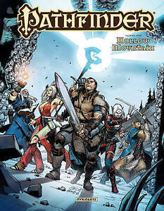 Pathfinder Volume 5: Hollow Mountain by Mona, Erik -Hcover