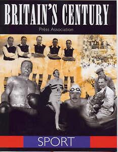 Very Good, Britain's Century: Sport, Press Association, Press Association, Book